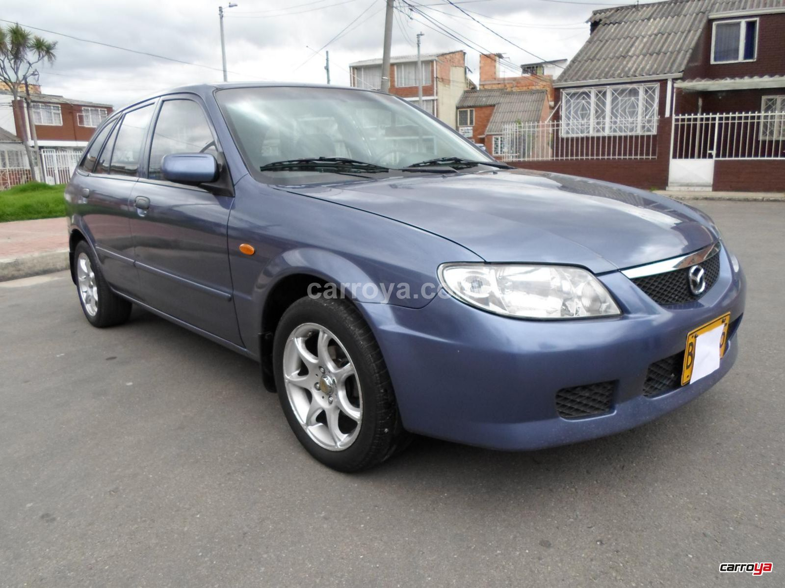 2002 Mazda 2 1 6 Related Infomation Specifications