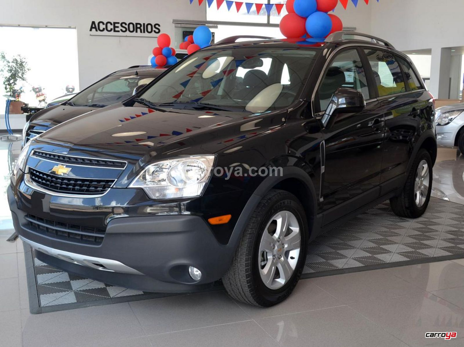 Home » Chevrolet Captiva 2014 Colombia Precio