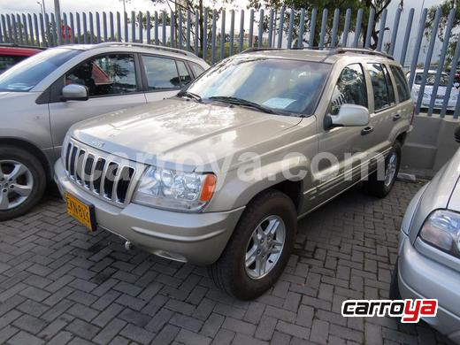 JEEP Grand Cherokee Limited 4.7 Autom�tica 2003