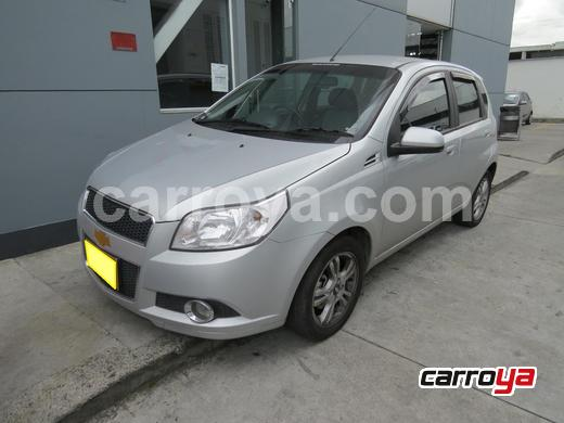 Chevrolet Aveo Emotion Gt 1.6 Mec�nico Full Equipo 2012