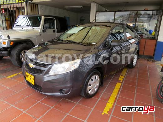 Chevrolet Sail 1.4 Ls Sedan Mec�nico 2013