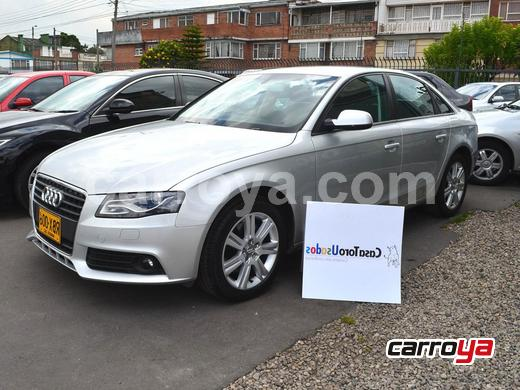 AUDI A4 1.8 Turbo Tiptronic 2011