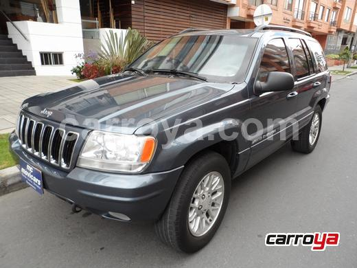 JEEP Grand Cherokee Limited 4.7 Autom�tica 2002