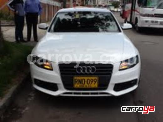 AUDI A4 1.8 TFSI Attraction 2012