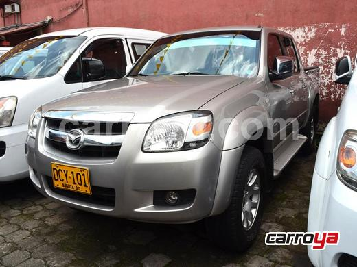 MAZDA BT-50 2600 Doble Cabina 4x4 2010