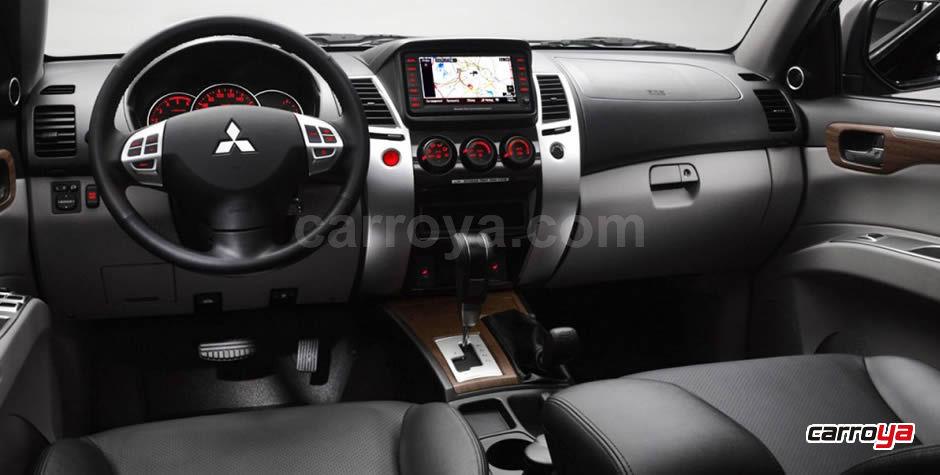 Mitsubishi New Nativa 3.2 Lujo Diesel modelo 2014 - Precio y ficha