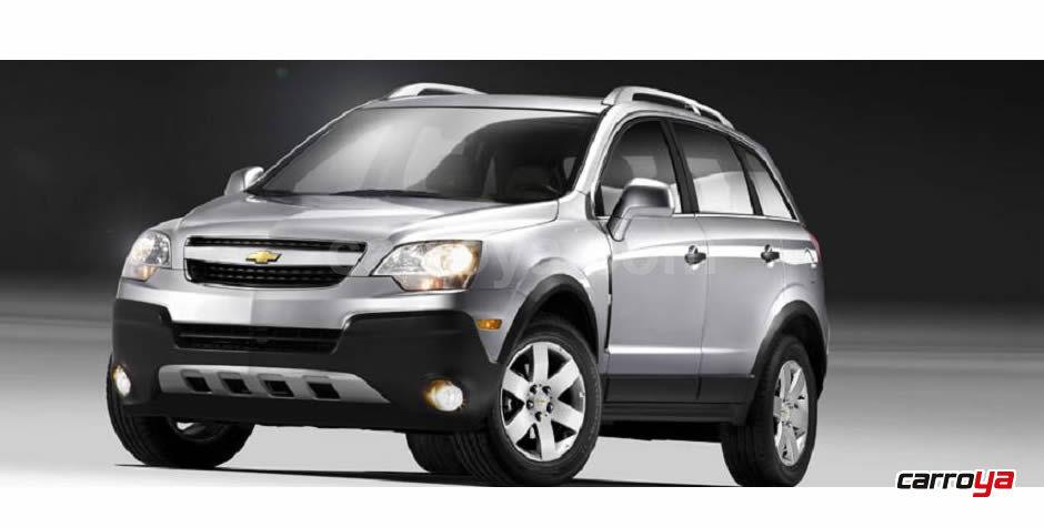 Chevrolet Captiva 3 0 Full Equipo 2014 Precio En Colombia