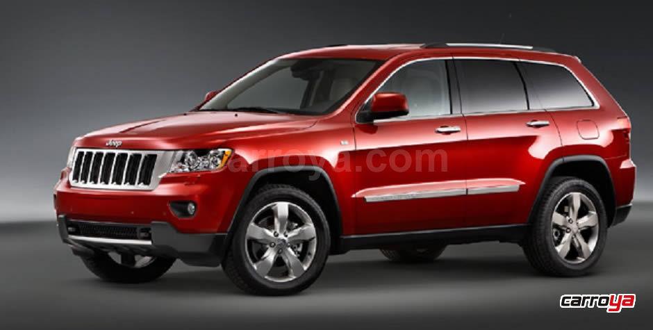 Jeep Grand Cherokee Limited 3.6 4X4 2015 Nueva - Precio en