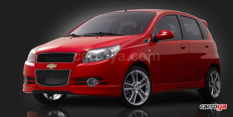 Chevrolet Aveo Emotion Gt 5p 16 Aa Automatico 2014 Precio En