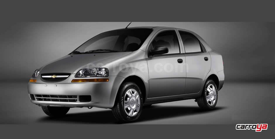 Chevrolet Aveo Family 4p 15 2014 Precio En Colombia