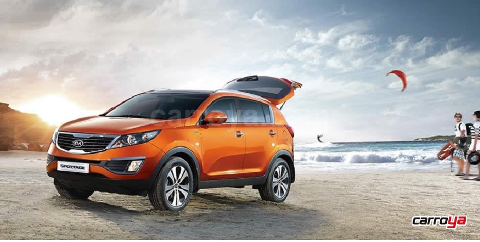 Kia Sportage Revolution 2 0 4x4 A A  Aut 2014
