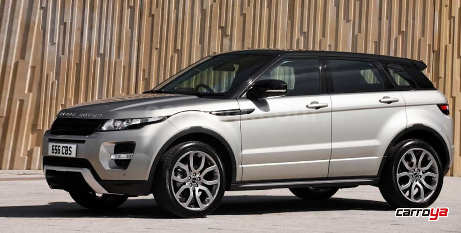 Land Rover Range Rover Evoque 2 0 Sd4 5p Pure 2014