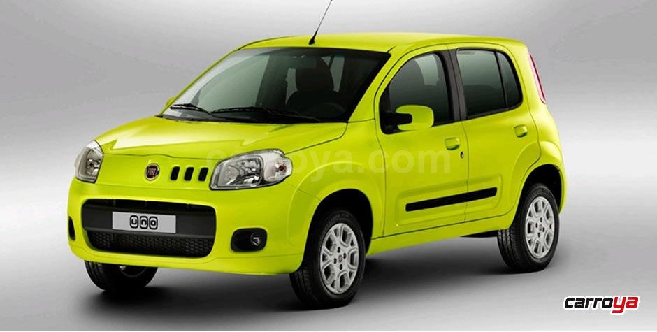 Fiat nuevo uno attractive 2015 precio en colombia for Fiat idea attractive 2015 precio