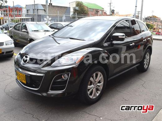 MAZDA CX-7 2.3 Turbo Autom�tico 2010