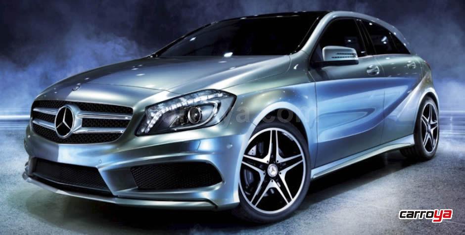 Mercedes Benz Clase A 200 Aut 2015 Precio En Colombia