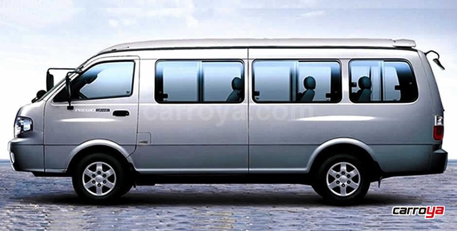 Kia pregio 3 0 17 pasajeros full equipo 2015 precio en for Sillas para kia pregio
