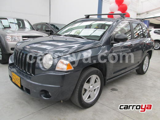 JEEP Compass 2.4 Mec�nico 2007
