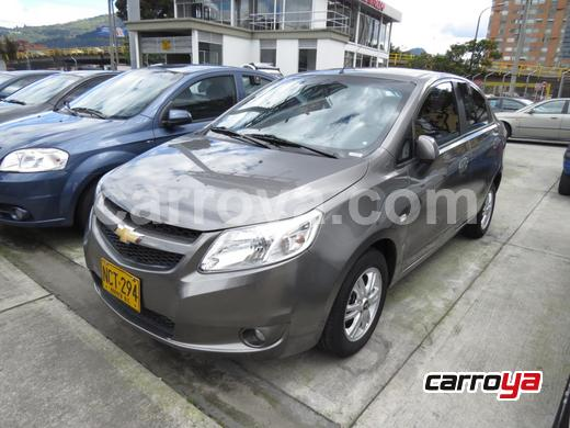 Chevrolet Sail 1.4 LTZ Sedan Mec�nico Full Equipo 2013