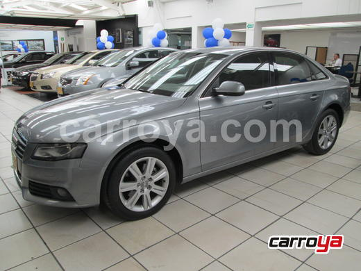 Audi A4 1.8 Turbo Tiptronic 2010