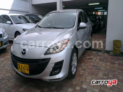 Mazda 3 All New 1.6 Sed�n Mec�nico 2012