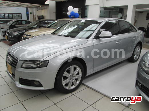 Audi A4 1.8 Turbo Tiptronic 2009