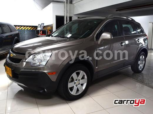 Chevrolet Captiva Sport  2.4  Full Equipo 2012