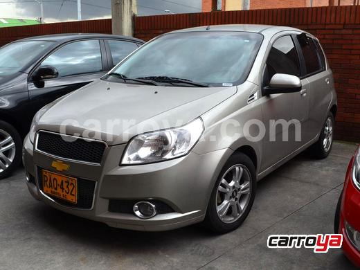 CHEVROLET Aveo Emotion Gt 1.6 Mec�nico Full Equipo 2010